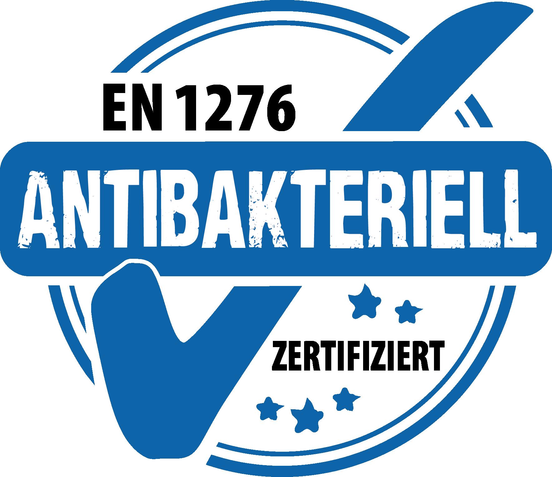 Antibacterial EN1276