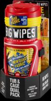 Wandhalter für Ihre Big Wipes