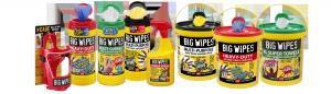 Big Wipes Product Range
